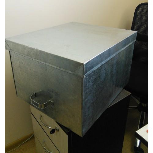 ванна вгз с гидрозатвором для хран-я цем образцов - фото 2